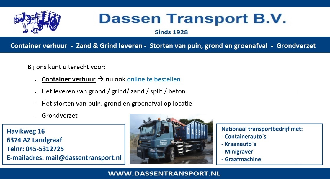Dassen Transport logo